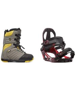 DC Scendent Boots w/ K2 Sonic Bindings