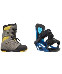 DC Scendent Boots w/ Ride KX Bindings