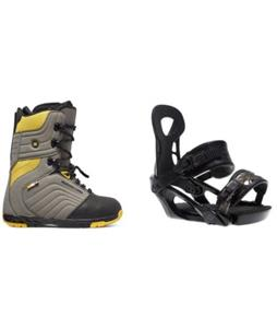 DC Scendent Boots w/ Ride LX Bindings