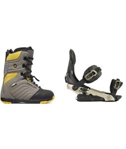 DC Scendent Boots w/ Rome Arsenal Bindings