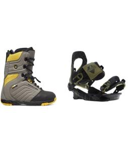 DC Scendent Boots w/ Rossignol Cobra V2 Bindings