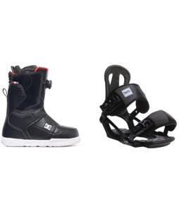 DC Scout BOA Boots w/ Head NX One Bindings