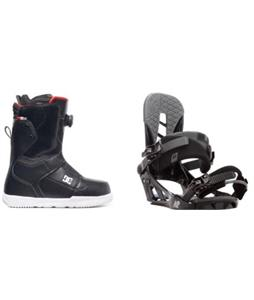 DC Scout BOA Boots w/ K2 Indy Bindings