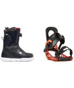 DC Scout BOA Boots w/ K2 Lien AT Bindings