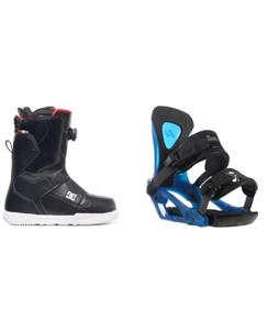 DC Scout BOA Boots w/ Ride KX Bindings
