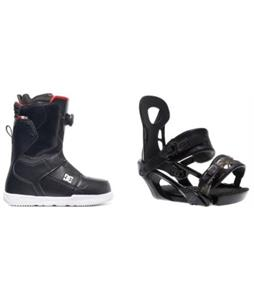 DC Scout BOA Boots w/ Ride LX Bindings