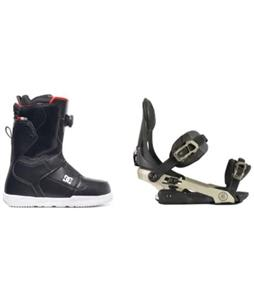 DC Scout BOA Boots w/ Rome Arsenal Bindings