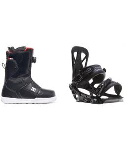 DC Scout BOA Boots w/ Rome United Bindings
