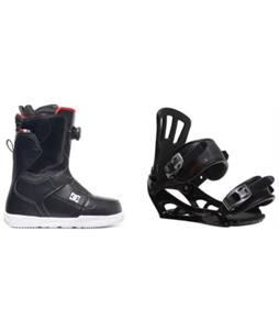 DC Scout BOA Boots w/ Rossignol Battle V1 Bindings