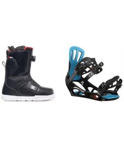 DC Scout BOA Boots w/ Rossignol Battle V2 Bindings