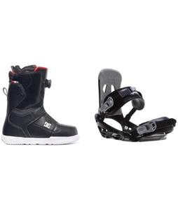 DC Scout BOA Boots w/ Sapient Stash Bindings