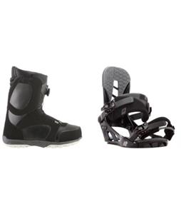Head Classic BOA Boots 2018 w/ K2 Indy Bindings
