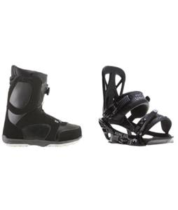 Head Classic BOA Boots 2018 w/ Rome United Bindings