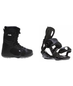 Head Scout Pro Boots w/ GNU Weird Bindings
