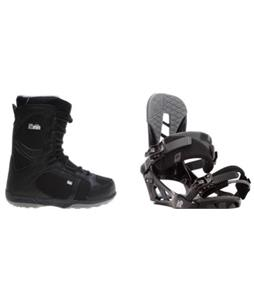 Head Scout Pro Boots w/ K2 Indy Bindings