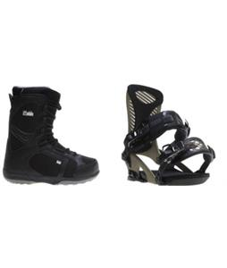 Head Scout Pro Boots w/ Ride Capo Bindings