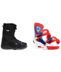 Head Scout Pro Boots w/ Ride KX Bindings