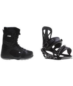 Head Scout Pro Boots w/ Rome United Bindings