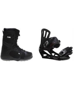 Head Scout Pro Boots w/ Rossignol Battle V1 Bindings