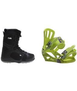 Head Scout Pro Boots w/ Rossignol Battle V2 Bindings