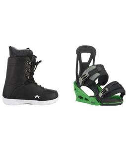 Rome Smith SE Boots w/ Burton Freestyle Re:Flex Bindings