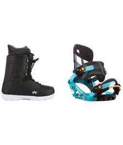 Rome Smith SE Boots w/ K2 Hurrithane Bindings