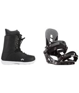 Rome Smith SE Boots w/ K2 Indy Bindings