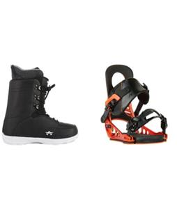 Rome Smith SE Boots w/ K2 Lien AT Bindings