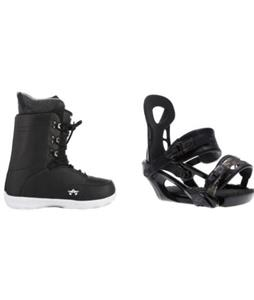 Rome Smith SE Boots w/ Ride LX Bindings