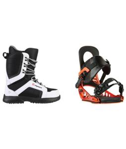 Sapient Guide Boots w/ K2 Lien AT Bindings