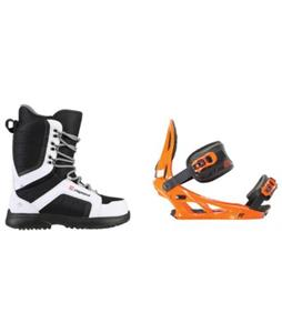 Sapient Guide Boots w/ K2 Sonic Bindings