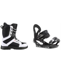 Sapient Guide Boots w/ Ride EX Bindings