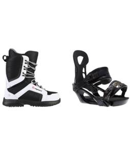 Sapient Guide Boots w/ Ride LX Bindings