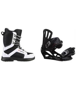 Sapient Guide Boots w/ Rossignol Battle V1 Bindings