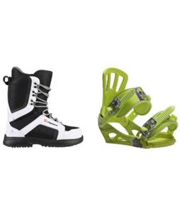 Sapient Guide Boots w/ Rossignol Battle V2 Bindings
