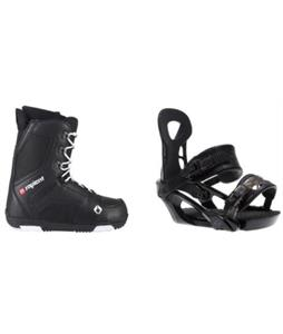 Sapient Mason Boots 2018 w/ Ride LX Bindings
