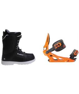 Sapient Method Boots w/ K2 Sonic Bindings
