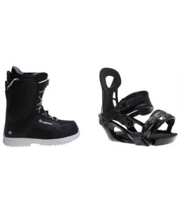 Sapient Method Boots w/ Ride LX Bindings