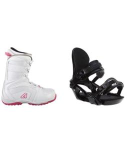 Avalanche Eclipse Boots w/ Ride LXH Bindings