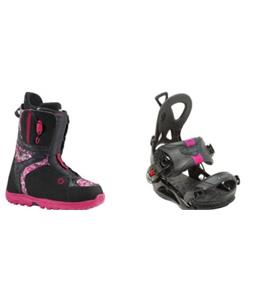 Burton Mint Boots w/ GNU B-Real Bindings
