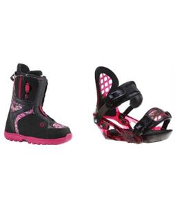 Burton Mint Boots w/ Ride KS Bindings