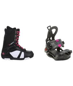 Sapient Proven Boots w/ GNU B-Real Bindings