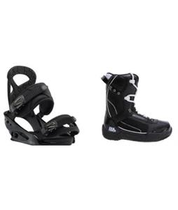 5150 Brigade Boots w/ Burton Mission Smalls Bindings