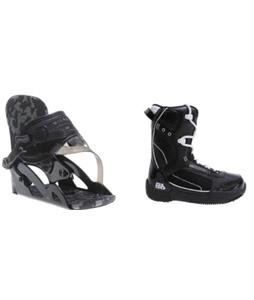 5150 Brigade Boots w/ Ride Micro Bindings