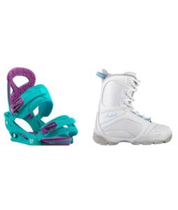 Avalanche Eclipse XII Jr Boots w/ Burton Scribe Smalls Bindings