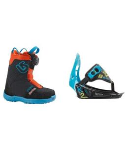 Burton Grom BOA Boots w/ K2 Mini Turbo Bindings