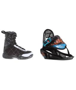 M3 Militia Jr. Boots w/ K2 Mini Turbo Bindings