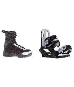M3 Militia Jr. Boots w/ Sapient Zeus Jr Bindings
