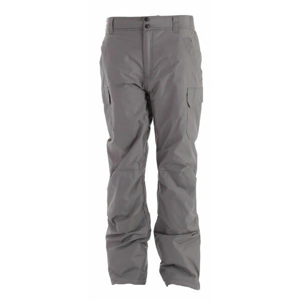 Boulder Gear Zephyr Cargo Snow Pants Charcoal U.S.A. & Canada