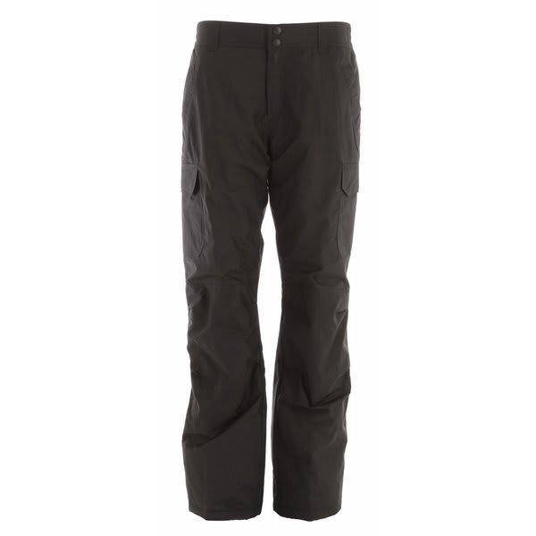 Boulder Gear Zephyr Cargo Snow Pants Black U.S.A. & Canada